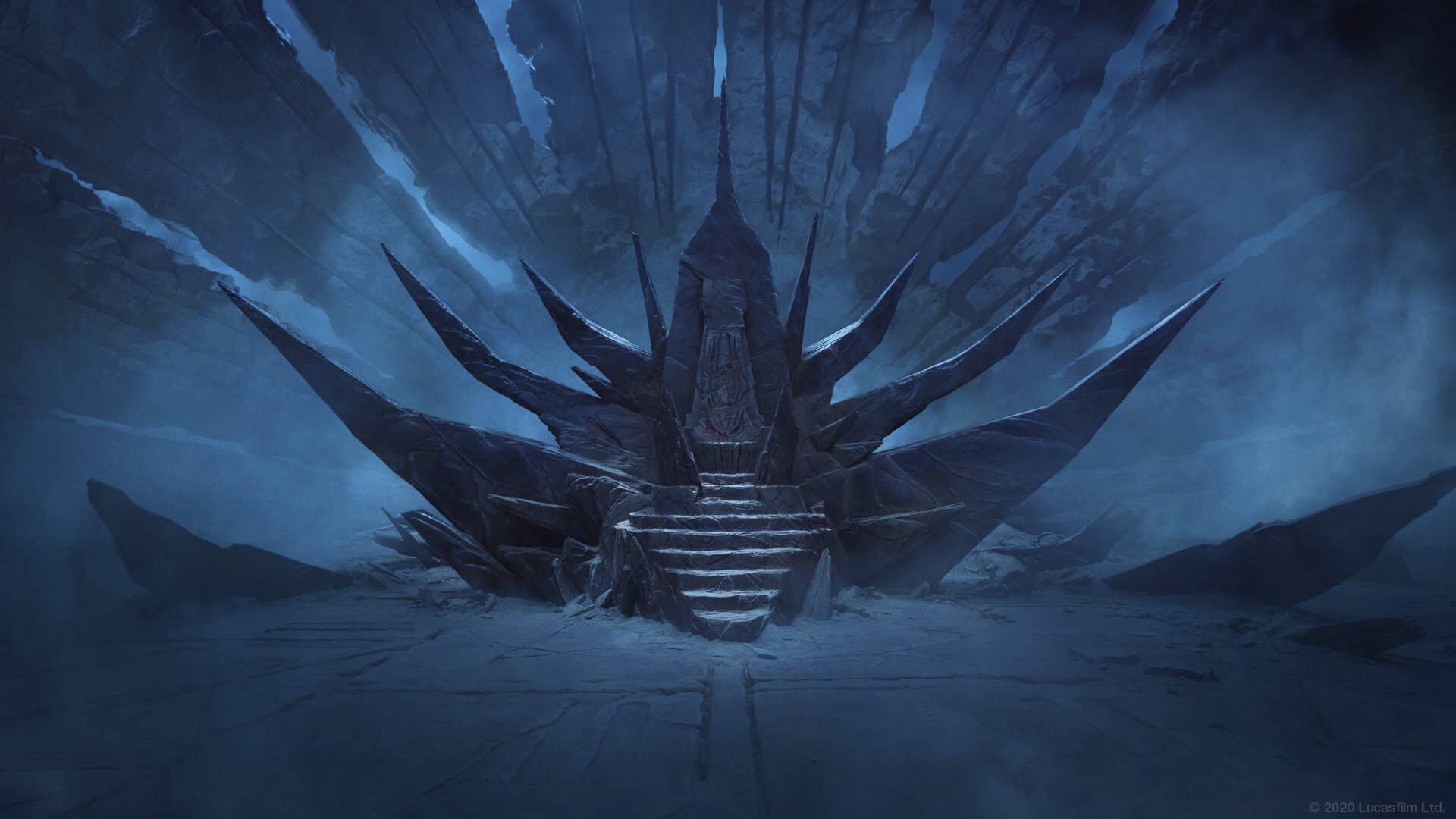 Background The Emperor S Throne On Exegol By Star Wars Wallpapers Wallpaperhub