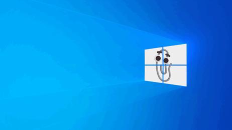 Windows to the Clippy thumbnail