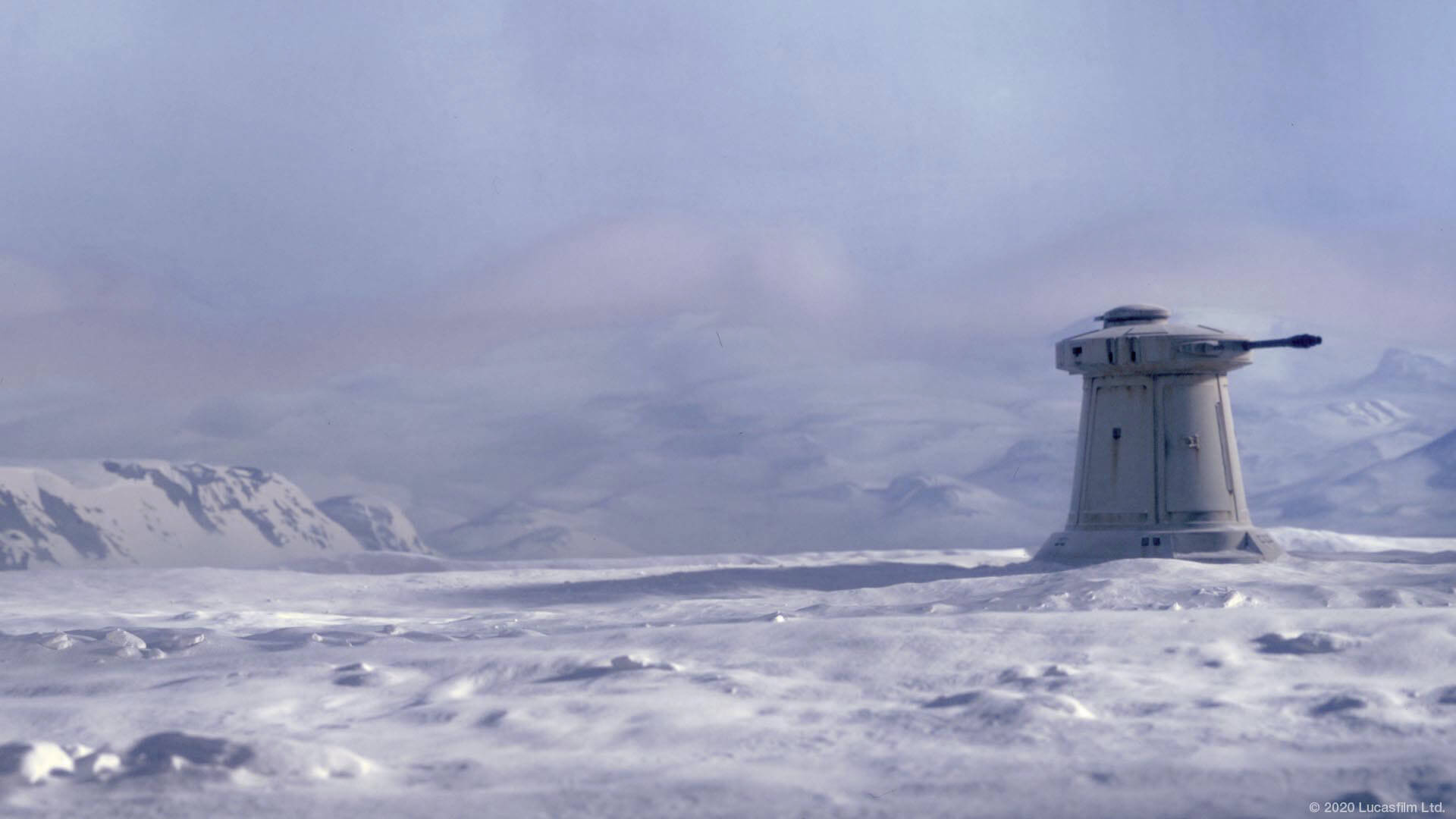 Background Hoth By Star Wars Wallpapers Wallpaperhub