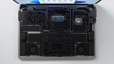 Surface Laptop Studio Internals thumbnail