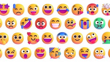 Emoji faces thumbnail