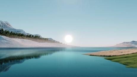 Windows 11 - Sunrise thumbnail