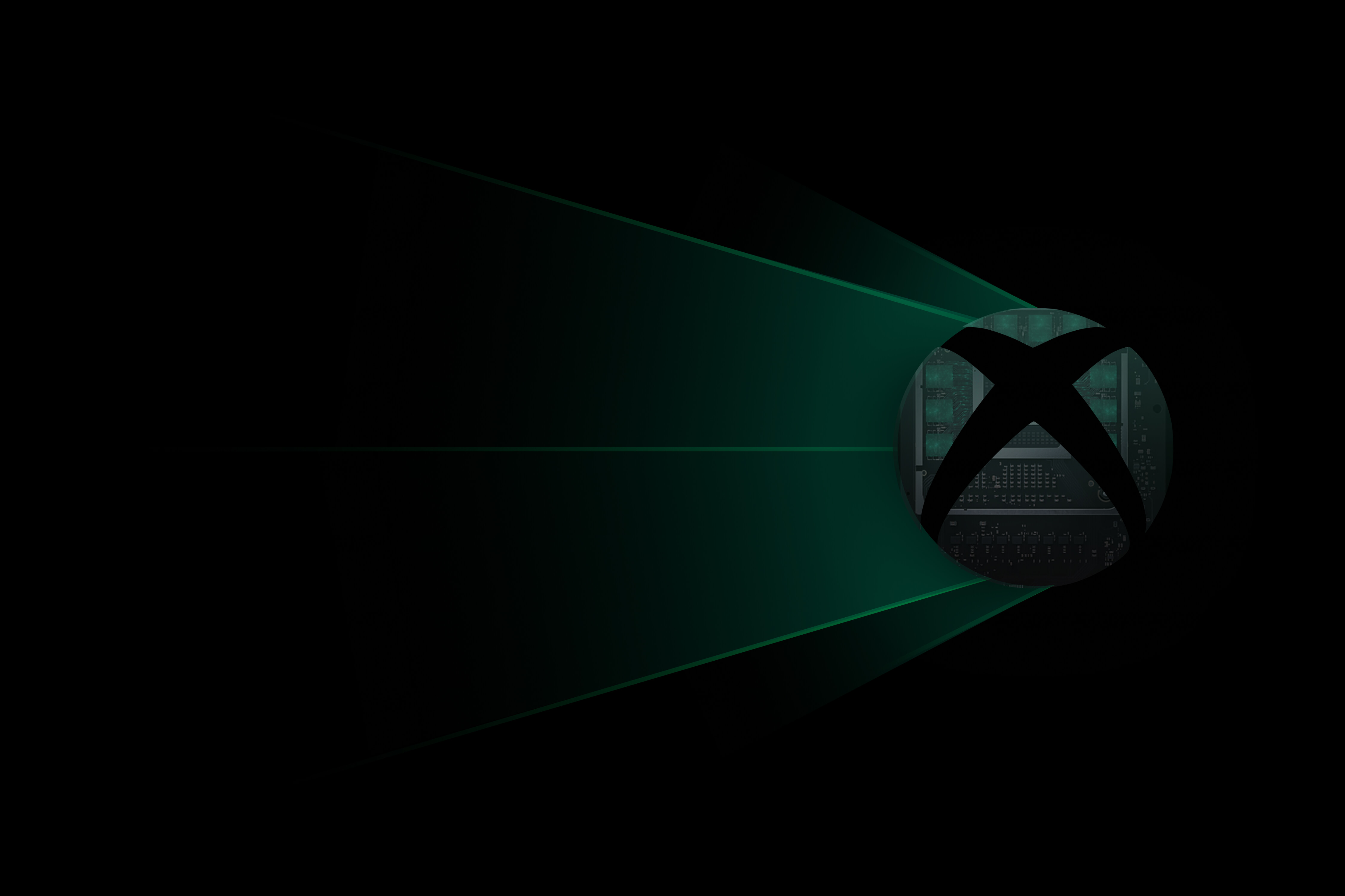 Xbox Series X Glow By Zee Al Eid Ahmad Rana Wallpapers Wallpaperhub