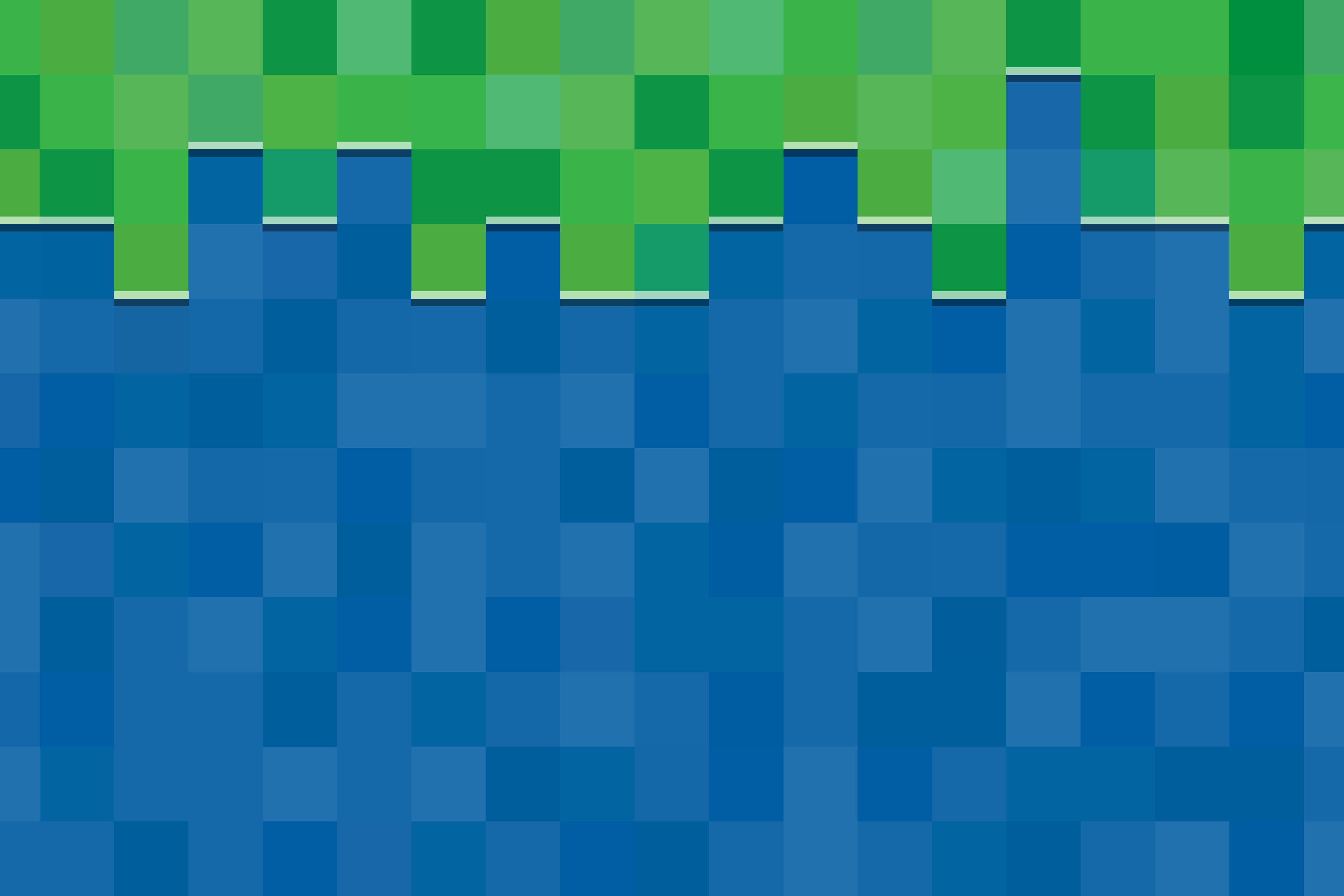 Minecraft Earth by Michael Gillett