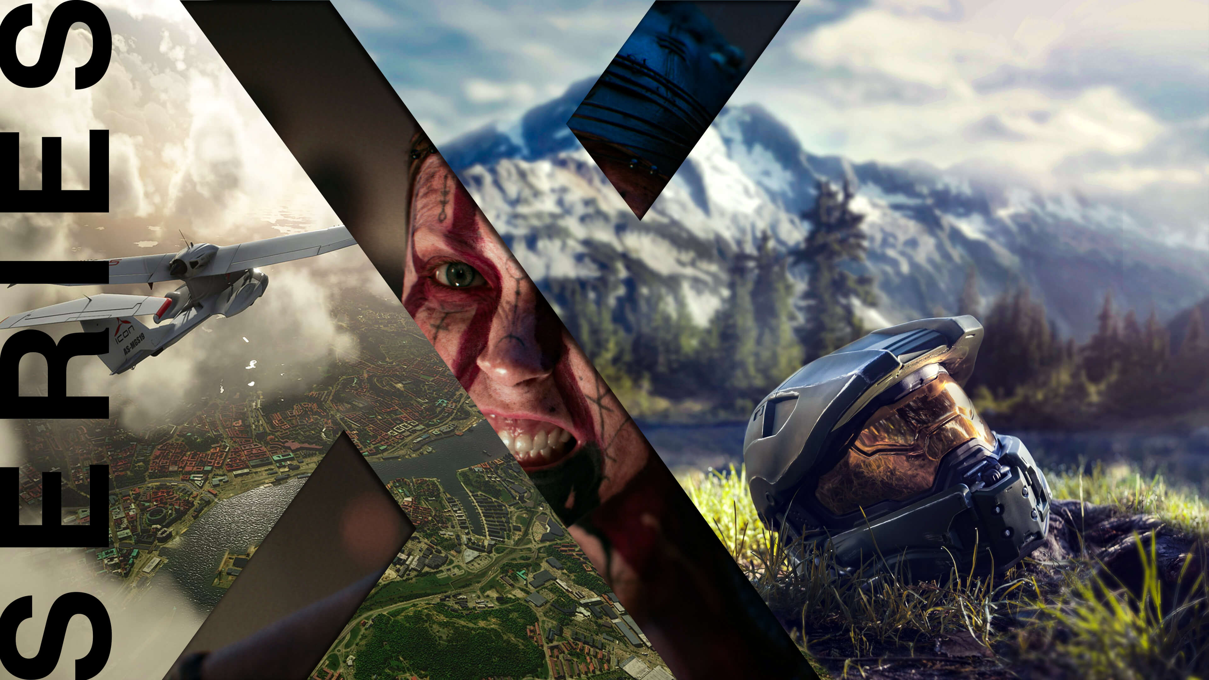 Xbox Series X Games By Petur Hardarson Wallpapers Wallpaperhub